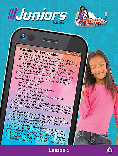 UMI VBS 2014 The Jesus Connection Junior Student Magazine