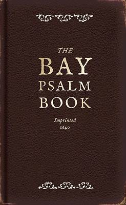 Picture of The Bay Psalm Book
