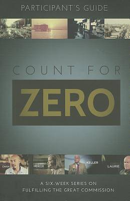 Picture of Count for Zero Participant's Guide