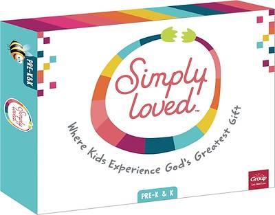 Picture of Simply Loved Q1 PreK-K Kit