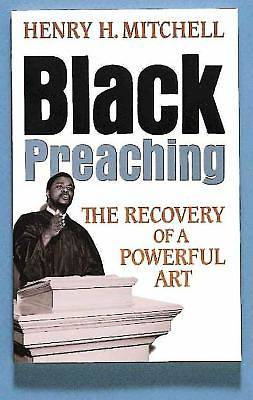 Picture of Black Preaching