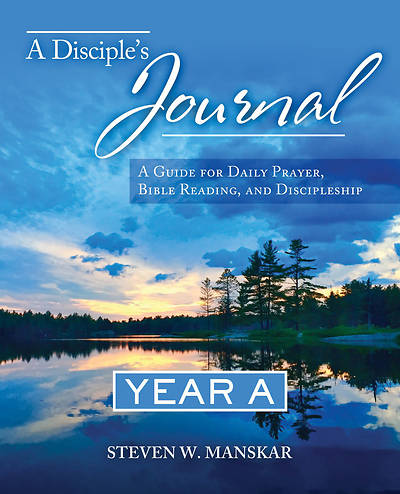 Picture of A Disciple's Journal Year A