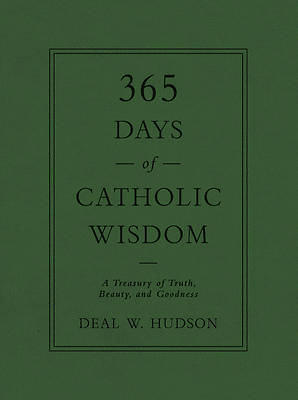 Picture of 365 Days of Catholic Wisdom