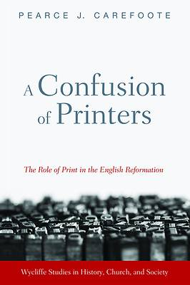 Picture of A Confusion of Printers