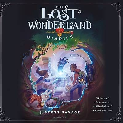 Picture of The Lost Wonderland Diaries Lib/E