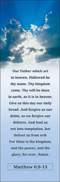 Lords Prayer-Adult