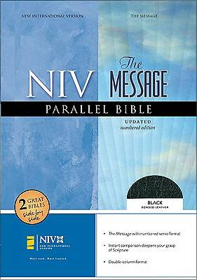 New International Version/The Message Parallel Bible