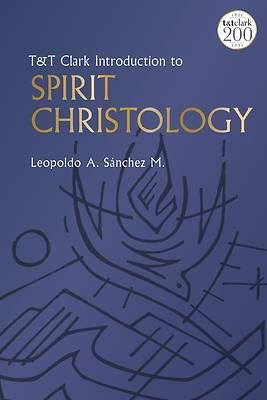 Picture of T&t Clark Introduction to Spirit Christology