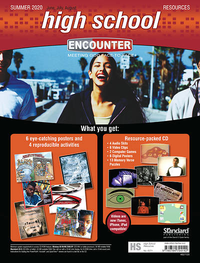 Picture of Encounter High School Resources Summer