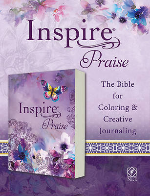 Picture of Inspire Praise Bible NLT (Softcover)
