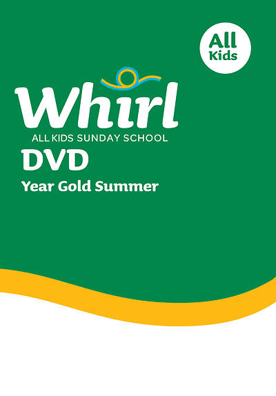 Picture of Whirl All Kids DVD Year Gold Summer