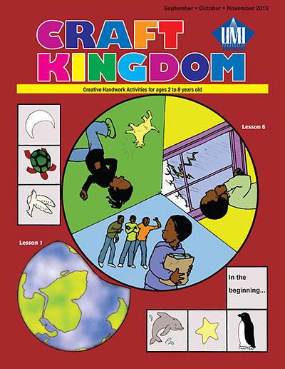 Picture of UMI Preschool Playhouse Craft Kingdom Fall 2013