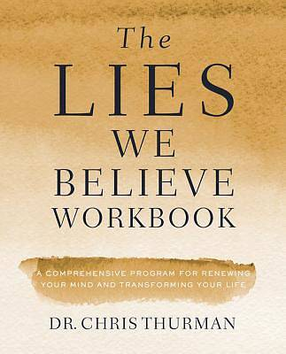Picture of The Lies We Believe Workbook