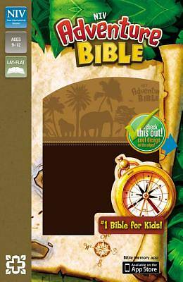 Adventure Bible New International Version