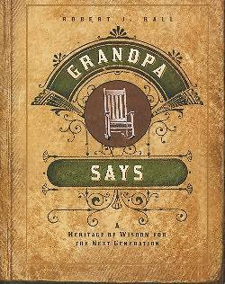 Picture of Grandpa Says