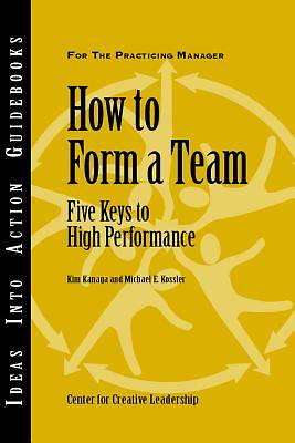 How to Form a Team [Adobe Ebook]
