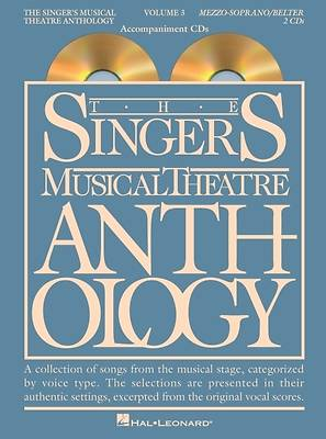 The Singers Musical Theatre Anthology - Volume 3