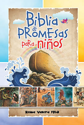 Picture of Biblia de Promesas Para Ninos=childrens Promise Bible