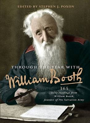 Picture of Through the Year with William Booth