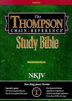 Thompson Chain-Reference Study Bible New King James Version