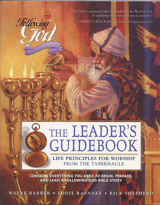 Following God Worship from the Tabernacle Leaders Guide