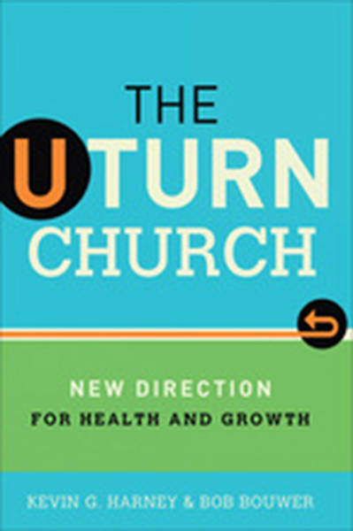 Picture of U-Turn Church, The - eBook [ePub]