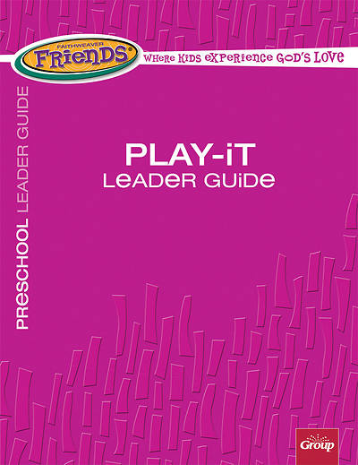 Picture of FaithWeaver Friends Preschool Play-It Leader Fall 2019