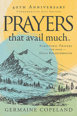 Picture of Prayers That Avail Much, 40th Anniversary Commemorative Gift Edition