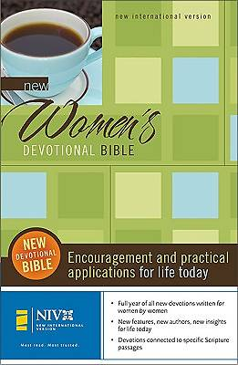 New Womens Devotional Bible New International Version