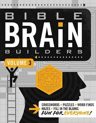 Bible Brain Builders, Volume 3