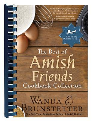 Picture of The Best of Amish Friends Cookbook Collection