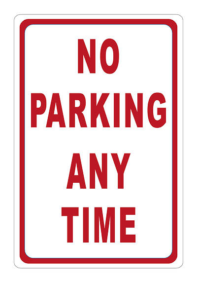 Picture of No Parking Sign