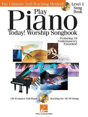 Picture of Play Piano Today! - Worship Songbook