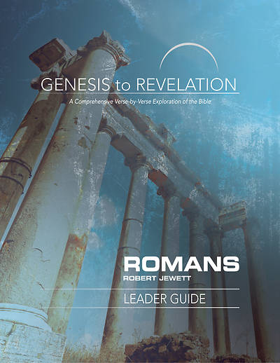 Picture of Genesis to Revelation: Romans Leader Guide
