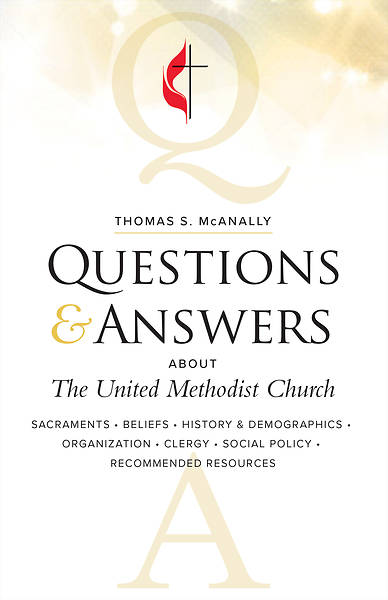 Picture of Questions & Answers About The United Methodist Church, Revised - eBook [ePub]