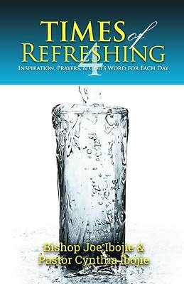 Picture of Times of Refreshing, Volume 4