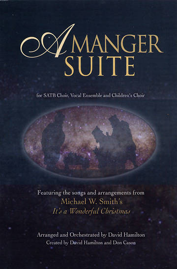 A Manger Suite SATB Choral Book