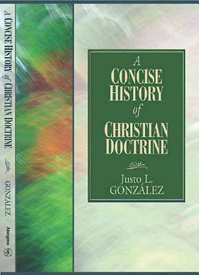 Picture of A Concise History of Christian Doctrine
