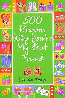 Picture of 500 Reasons Why You're My Best Friend