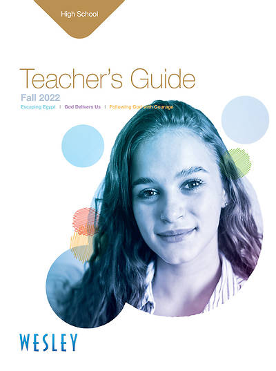 Wesley High School Teacher Guide Fall