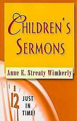 Picture of Just in Time! Children's Sermons - eBook [ePub]