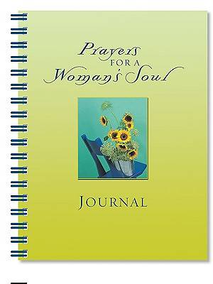 Prayers for a Womans Soul Journal