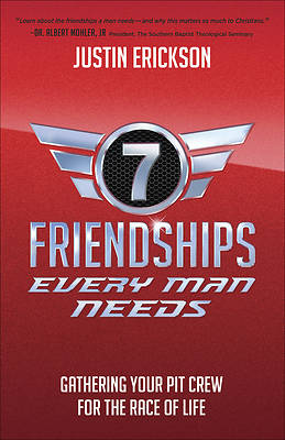 Picture of The Seven Friendships Every Man Needs