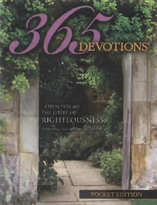 365 Devotions 2008 Pocket Edition