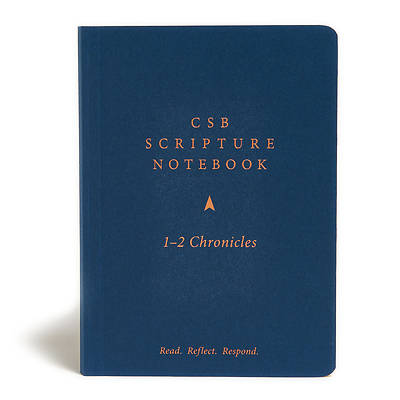 Picture of CSB Scripture Notebook, 1-2 Chronicles