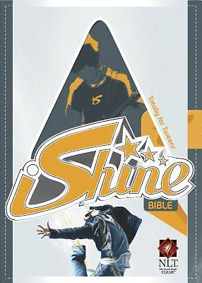 New Living Translation iShine Bible, Backstage