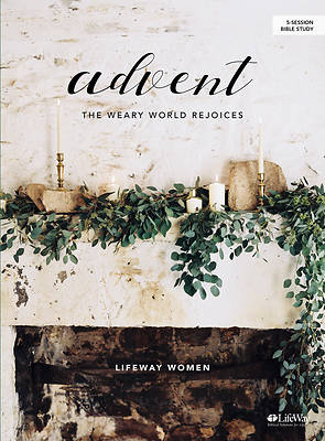 Picture of Advent - Bible Study Book