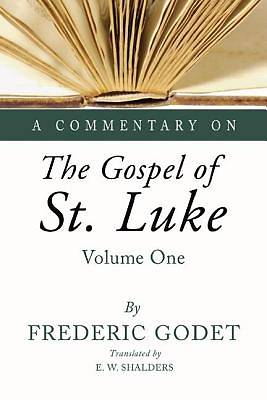 Picture of A Commentary on the Gospel of St. Luke