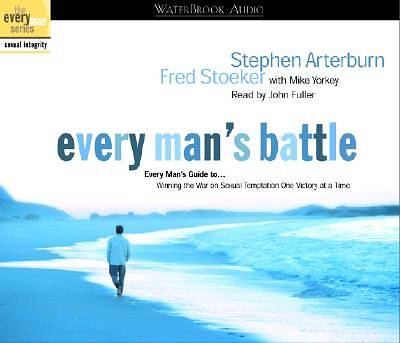 Every Mans Battle Audio CD