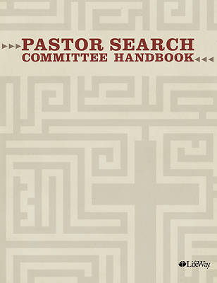 Picture of Pastor Search Committee Handbook (Handbook)